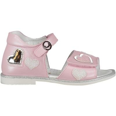 Afbeelding van Coccinelle 2676 kinder sandalen licht roze