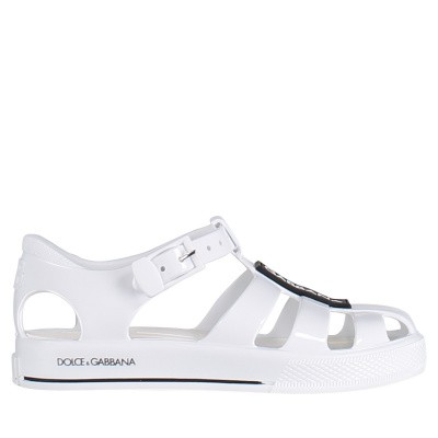 Picture of Dolce & Gabbana DN0115 kids sandals white