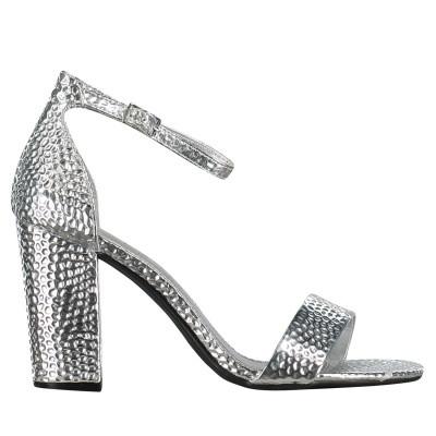 Afbeelding van Katy Perry KP0789 dames sandalen zilver