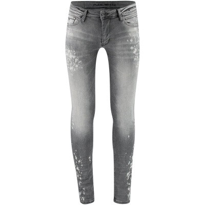 Picture of Pure White W0080 mens jeans light gray