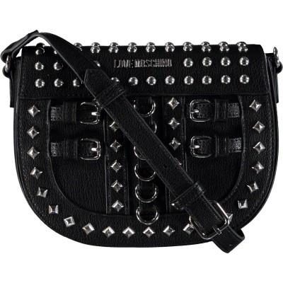 Afbeelding van Moschino JC4319 dames tas zwart