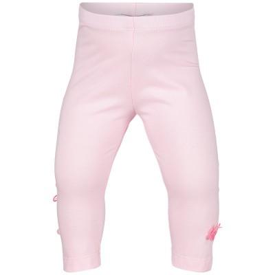 Afbeelding van MonnaLisa 313422AD baby legging licht roze