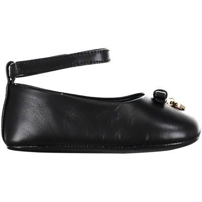 Afbeelding van Dolce & Gabbana DK0031 babyschoenen zwart