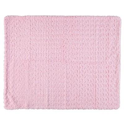 Afbeelding van Mayoral 19033 baby teddy deken licht roze