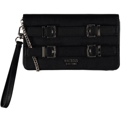 Picture of Guess HWVG7300710 womens bag black