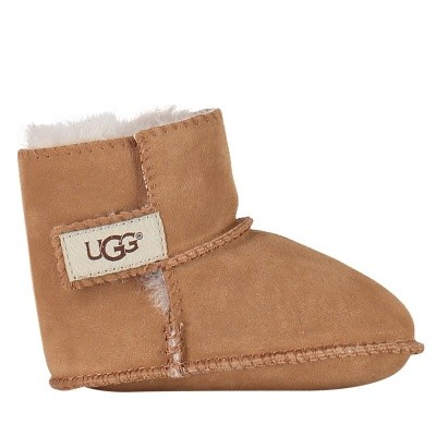 Picture of Ugg 5202 baby slippers camel
