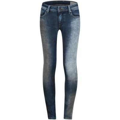 Afbeelding van Diesel 00J3RJ KXA58 kinderbroek jeans