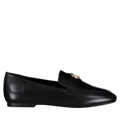 Afbeelding van Michael Kors 40F8HAFP1L dames schoenen zwart
