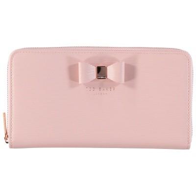 Afbeelding van Ted Baker 148836 dames portemonnee licht roze