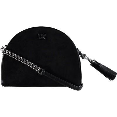 Afbeelding van Michael Kors 32F8SF5C4S dames tas zwart