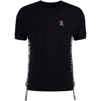 Afbeelding van Believe That BLVTTS180611 heren t-shirt zwart