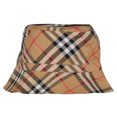Picture of Burberry 8011411 kids hat beige