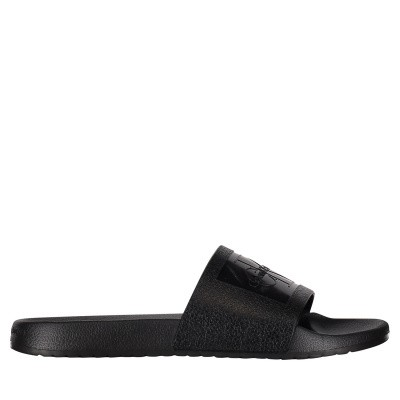 Picture of Calvin Klein VINCENZO mens flipflops black