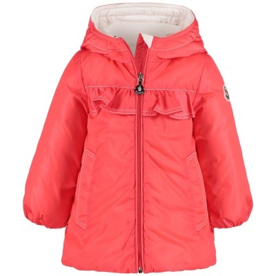 Picture of Moncler 4994205 baby coat coral