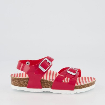 Picture of Birkenstock 1012720 kids sandals red