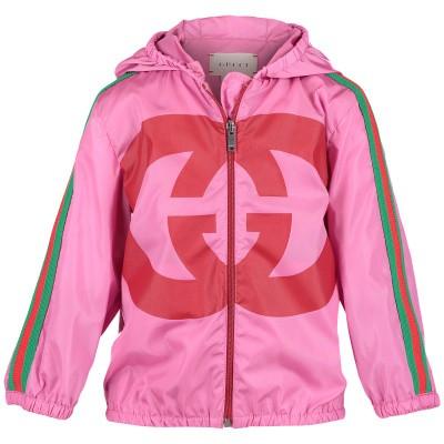 Afbeelding van Gucci 544093 babyjas roze