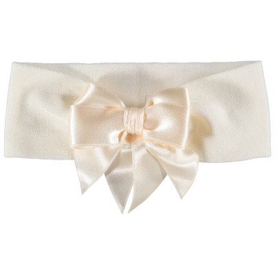 Picture of La Perla 40983 baby accessory off white