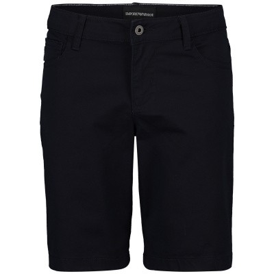Picture of Armani 8N4S01 kids shorts navy