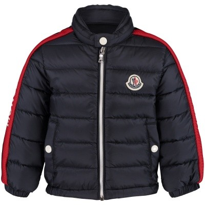 Picture of Moncler 4090599 baby coat navy