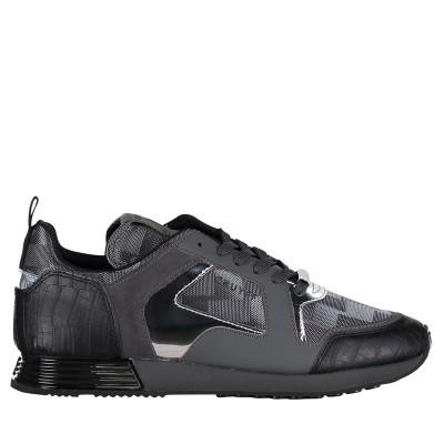 Afbeelding van Cruyff CC6830191 heren sneakers grijs