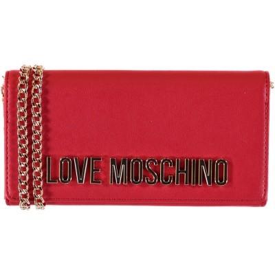 Afbeelding van Moschino JC5594 dames tas rood
