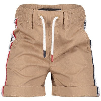 Picture of Tommy Hilfiger KB0KB04781 B baby shorts sand