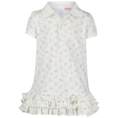 Picture of Ralph Lauren 734890 baby dress white