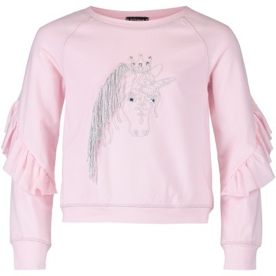 Picture of Kate Mack 503 kids sweater light pink