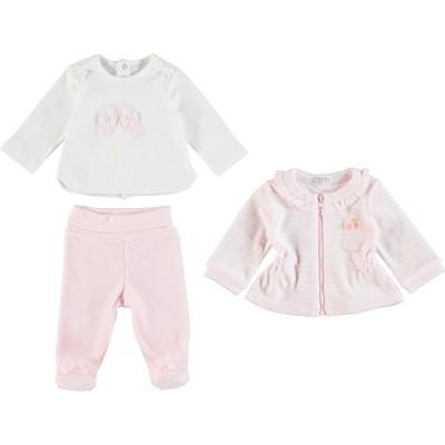Afbeelding van Mayoral 2636 babysetje licht roze