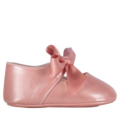 Picture of Mayoral 9091 baby shoes light pink
