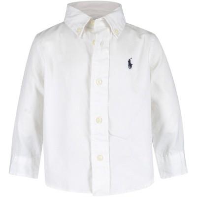 Afbeelding van Ralph Lauren 320600259 baby blouse wit