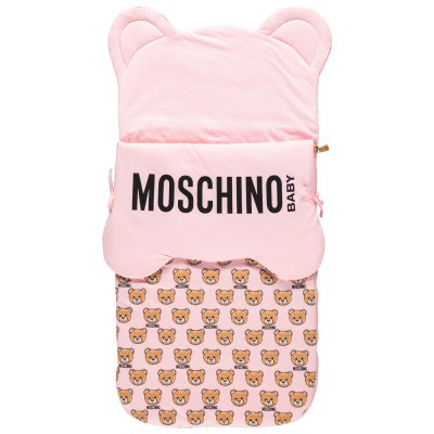Picture of Moschino MUE008 baby accessory light blue