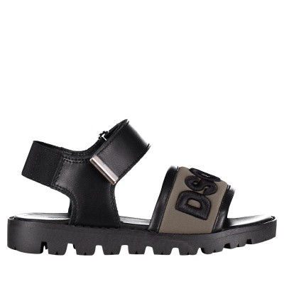 Picture of Dsquared2 59800 kids sandals army