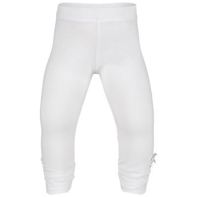 Picture of Liu Jo H19037 baby legging white