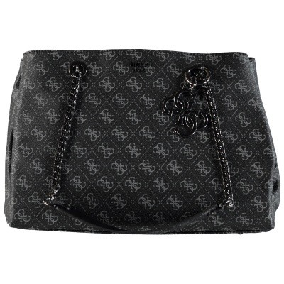Picture of Guess HWSM7103090 womens bag black