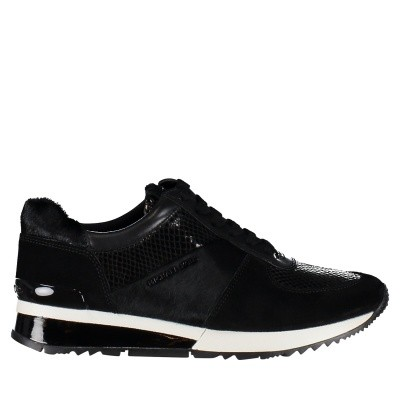 Picture of Michael Kors 43F8ALFS6S womens sneakers black