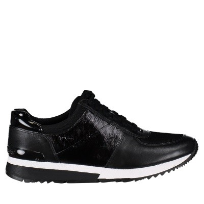 Picture of Michael Kors 43T8ALFS1A womens sneakers black