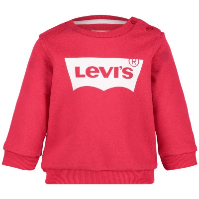 Picture of Levi's NN15004 baby sweater red