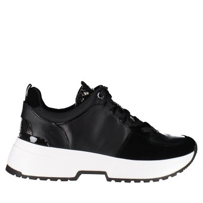Picture of Michael Kors 43F8CSFS3L womens sneakers black