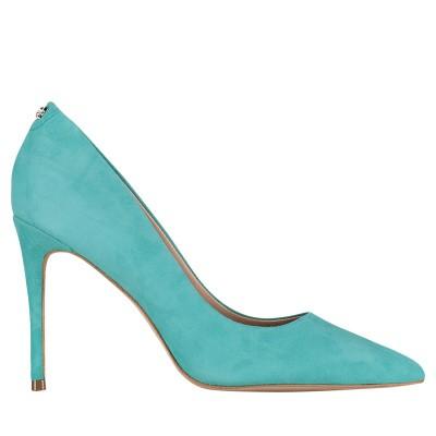 Afbeelding van Guess FL6BLNSUE08 dames schoenen turquoise