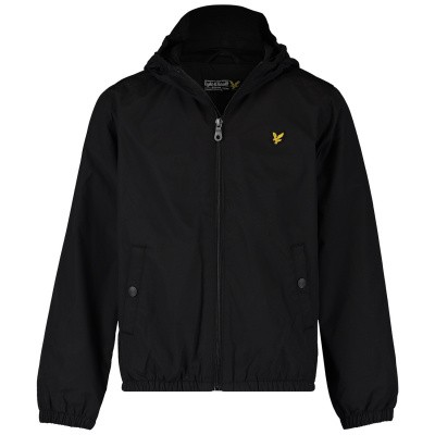 Picture of Lyle & Scott LSC0048S kids jacket black