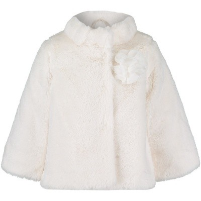 Afbeelding van Liu Jo H68016 babyjas off white