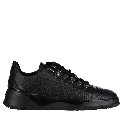 Picture of Stokton 669D mens sneakers black