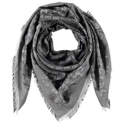 Afbeelding van Guess AW8010MOD03 dames sjaal zwart