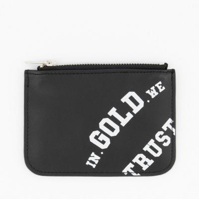Afbeelding van in Gold We Trust WK0011000124WS heren portemonnee zwart