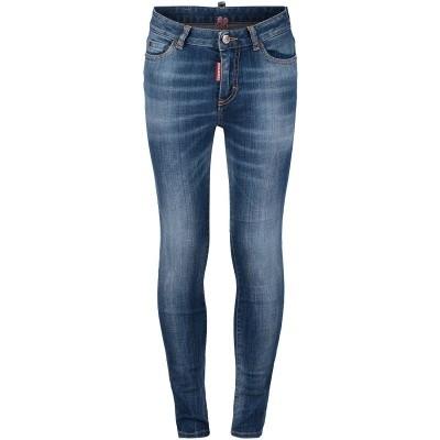 Afbeelding van Dsquared2 DQ01DX kinderbroek jeans