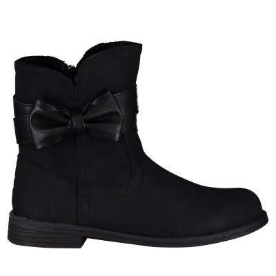 Picture of Ugg 1094585K kids boots black