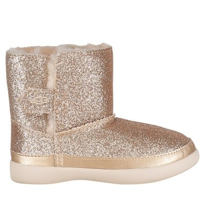 Picture of Ugg 1096313T kids boots gold