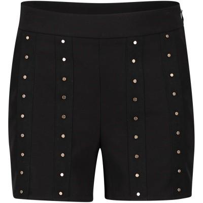 Afbeelding van Guess J83D03 kinder shorts zwart
