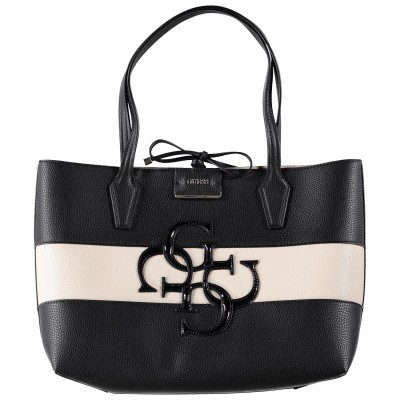 Picture of Guess HWLP6422150 womens bag black